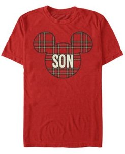 Son Holiday Patch Short Sleeve T-Shirt