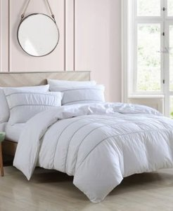 Alice Embroidered Duvet Cover Set, Twin Bedding