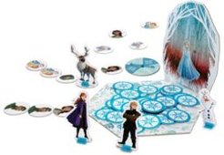 Closeout! Frozen 2 Snowflake Journey Matching Game for Kids