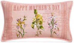 """14"""" x 24"""" Mothers Day Decorative Pillow"""