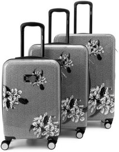 Essence 3-pc Hard Spinner Luggage Set