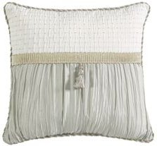"""Everly Fashion Pillow, 18"""" x 18"""" Bedding"""