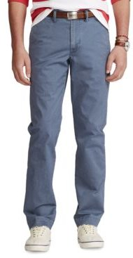 Straight-Fit Bedford Stretch Chino Pants
