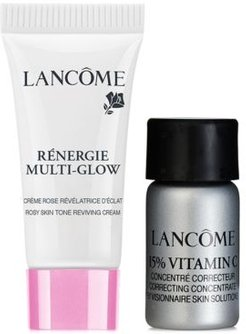 Receive a Free 2pc Gift with any $80 Lancome Purchase