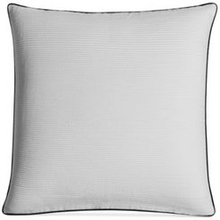 """Greek Key 20"""" Square Decorative Pillow, Created for Macy's Bedding"""