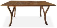 Darra Rectangle Dining Table