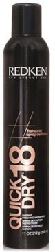 Quick Dry 18 Instant Finishing Hairspray, 11-oz, from Purebeauty Salon & Spa