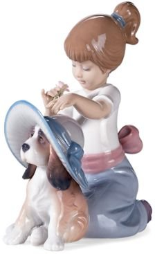 Collectible Figurine, An Elegant Touch