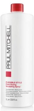 Fast Drying Sculpting Spray, 33.8-oz, from Purebeauty Salon & Spa