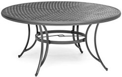 """Vintage Ii 61"""" Round Outdoor Table, Created for Macy's"""