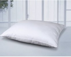 Feather-Core and Cotton-Filled Self-Cooling Bed Pillow