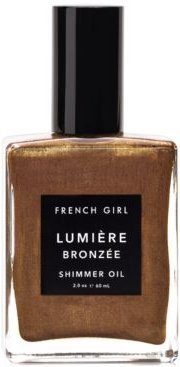 Lumiere Bronzee Shimmer Oil, 2-oz.