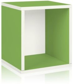 Eco Stackable Storage Cube Plus and Cubby Organizer