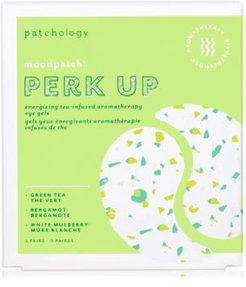 Moodpatch Perk Up Energizing Tea-Infused Aromatherapy Eye Gels