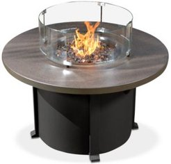 Cal Sil Round Fire Pit Table