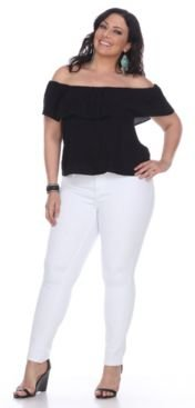 Plus Size Super Stretch Denim