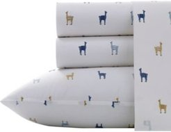Llamas Sheet Set, Twin Xl Bedding
