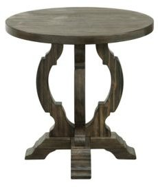 Orchard Park Round Accent Table