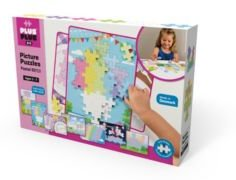 Instructed Set - Big Picture Puzzles Pastel