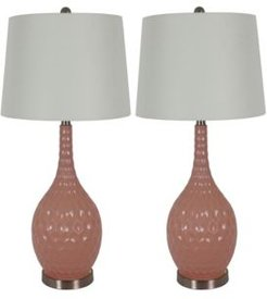 Decor Therapy Fletcher Genie Table Lamps Set of 2