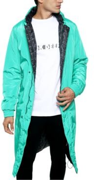 Reversible Conductor Trench Coat