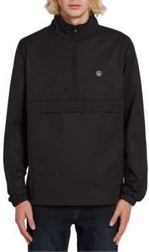 Wilfred Half-Zip Anorak Windbreaker