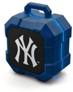 Prime Brands New York Yankees Shockbox Led Speaker