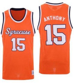 Carmelo Anthony Syracuse Orange Throwback Jersey