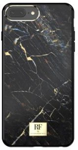 Black Marble Case for iPhone 6/6s, iPhone 7, iPhone 8 Plus