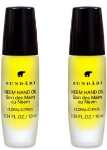 Neem Oil Hand And Cuticle Treatment - 2 Pack