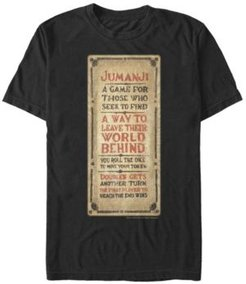 Game Board Rules Short Sleeve T- shirt