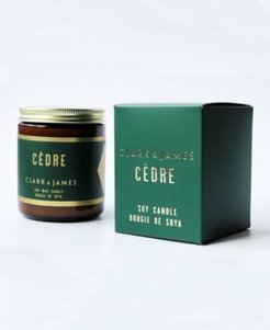 Clark & James Cedre Soy Candle