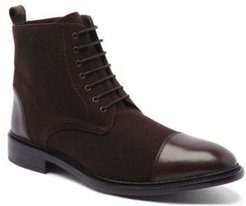 """Monroe Lace-Up 6"""" Goodyear Casual Dress Boots Men's Shoes"""