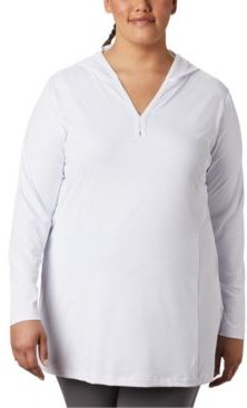 Plus Size Chill River Hooded Tunic