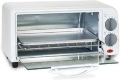 2 Slice Toaster Oven with Broiler & Timer