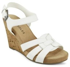 Pennsville Strappy Wedge Women's Shoes