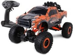 Realtree 1-10 Scale Rtr Rc 4X4 Xtreme Ford F-150 Raptor with Camera Mount