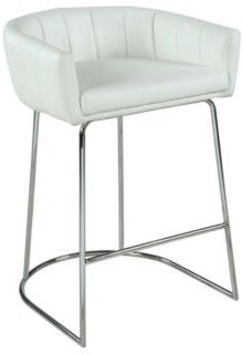 Denise Channel Back Counter Stool