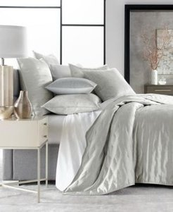 Tessellate King Coverlet Bedding
