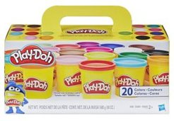 Super Color Pack of 20 Cans