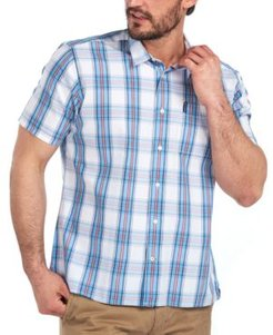 Highland Checked Cotton Shirt