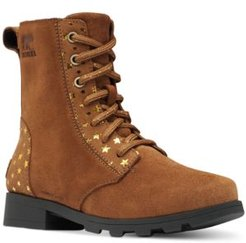 Girls Emelie Lace-Up Boots Women's Shoes