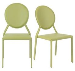 Isabella Stacking Side Chair, Set of 2