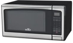 1.1 Cu. Ft Stainless Steel Microwave