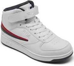 A-High Stay-Put Closure High Top Casual Sneakers from Finish Line