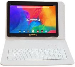 Android 10 Tablet with Crocodile Style Keyboard