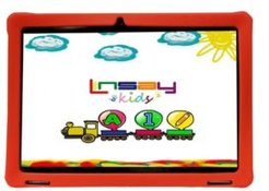 Android 10 Tablet with Kids Defender Case