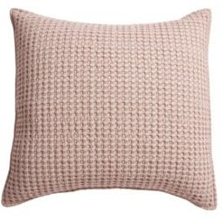 """Mills Waffle Square Pillow, 20"""" x 20"""""""
