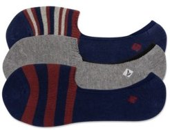 3-Pack Assorted Sock Liners