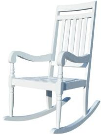 Madison Slat Rocker Chair